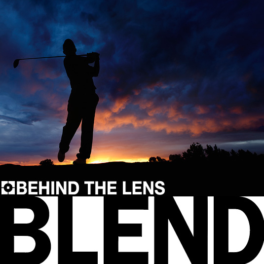 Mike Kemp featured in Behind the Lens for Blend Images