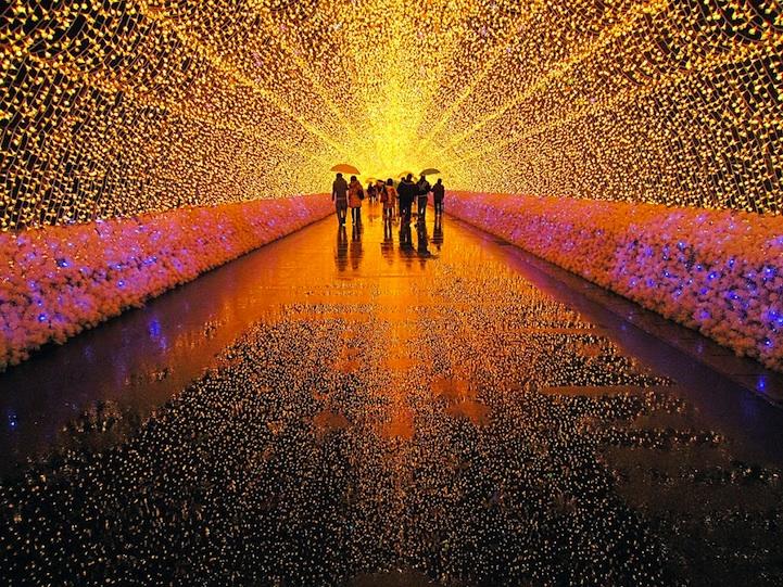 Winter-Illuminations-Nabana no Sato- Nagashima-Kuwana