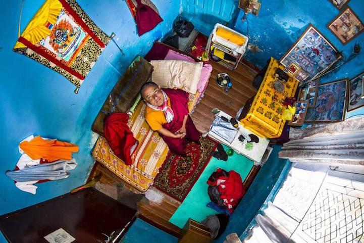 Above image: ROOM#385 – PEMA – Katmandu – Nepal