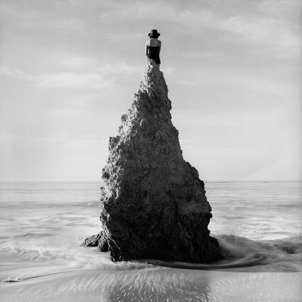 web_image__rodney_smith__caroline_on_pointed_rock__near_los_angeles__california__1998__silver_gelatin_print__26-67x26-67cm__edition_2of25__courtesy-rodney_smith