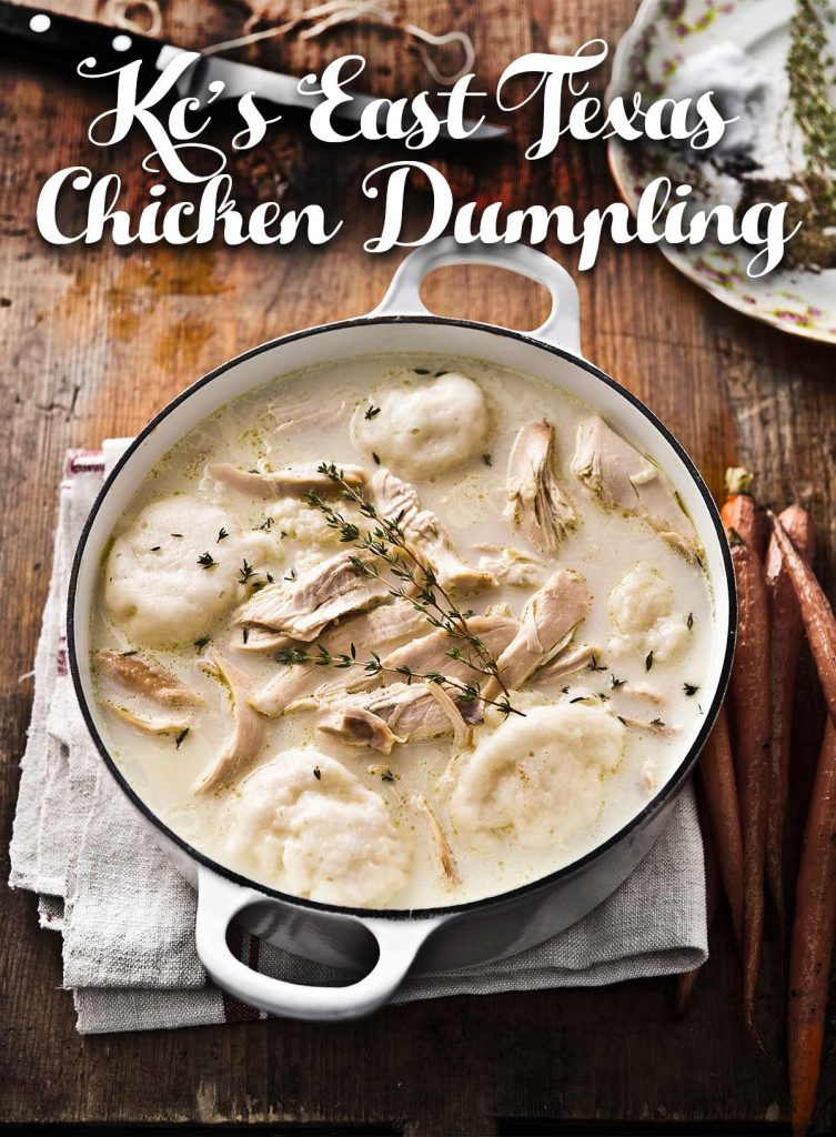 KC's-East-Texas-Chicken-Dumpling
